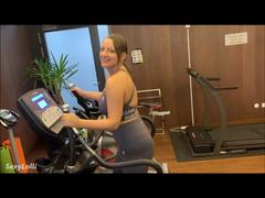 Mein erstes mal im Fitnessstudio