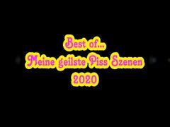 Best of... Meine geilsten Piss Szenen 2020