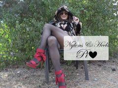 Nylons & Heels Piss