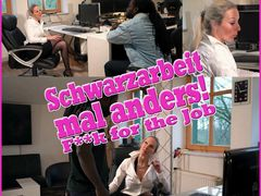 Schwarzarbeit mal anders! Fuck for the Job