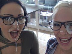 Best of Mira & Lara! Naturgeil und versaut!