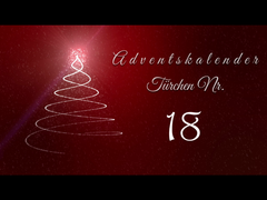 Adventskalender - Tür 18