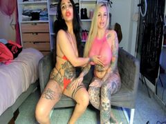 Girl/Girl Camshow - Wichsanleitung