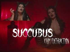 Succubus saugt dich leer
