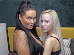 Haley+Jasmine LiveCam