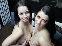 Fabiola+Lezzy LiveCam