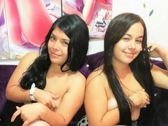 SexySina+CuteNina