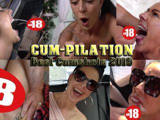 CUM-Pilation. Best Cumshots 2019