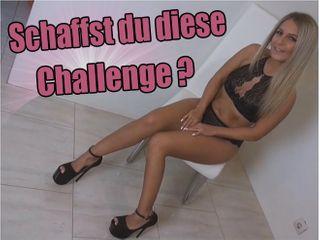 Schaffst du diese Challenge ?