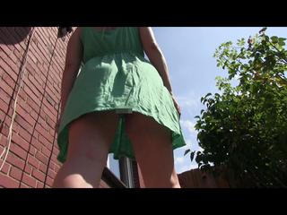 Upskirt Fick