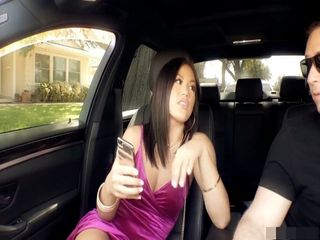 Gaping Kendras Oil Lubed Anal Fick PT1
