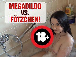 MEGADILDO VS. FÖTZCHEN!!!
