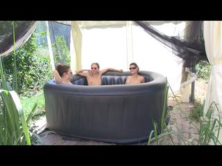 Pool und pissen