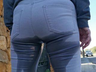 Mein erstes Mal I Public die Jeans eingepisst!