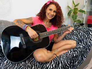Das erste Mal geschluckt - Gitarrenlehrer verführt