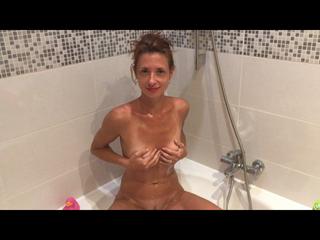Meine heißen Momente im Bad