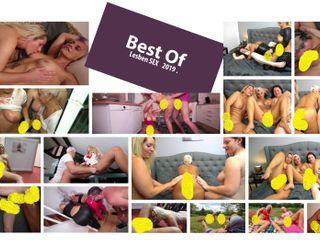 Best of Lesben-Fick-Fotzen-Momente 2019
