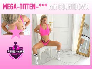 MEGA-TITTEN-FICK mit COUNTDOWN!