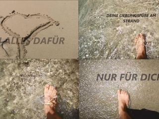 MINI-ZAHLSTEUER 2 FÜßE ( Wunsch )