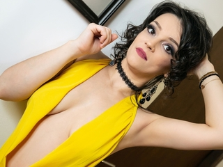 Sexy Girl mit Dildo
