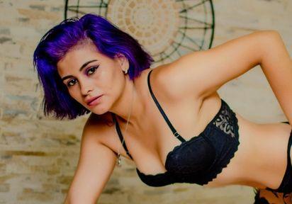 live Sexcam Chat mit PurpleWet
