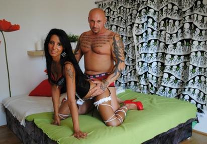 Sexcam von ReifeJasmin + SexyBruce