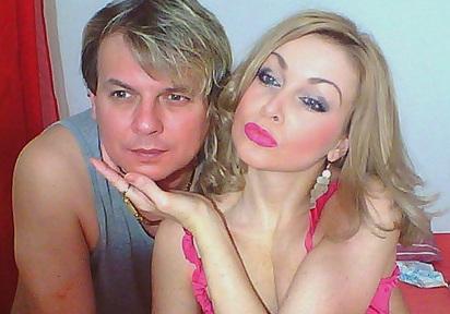 Sexcam von Kristine + Nicolas