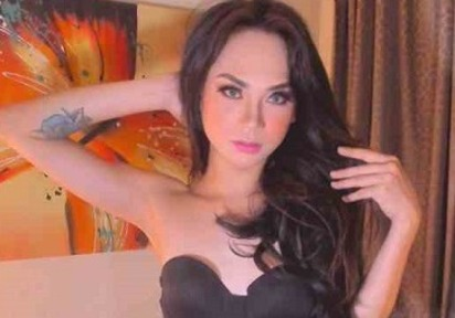 Sexcam von LadyboyAlina