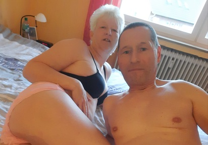 Sexcam von SuessePetra + Ralf
