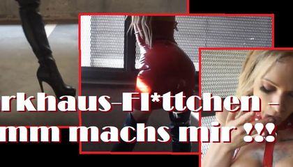 Parkhaus-Flittchen - komm machs mir !!!