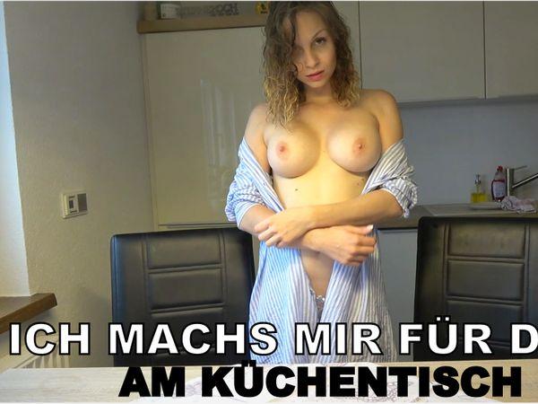 Ich machs mir für dich am Küchentisch ;)