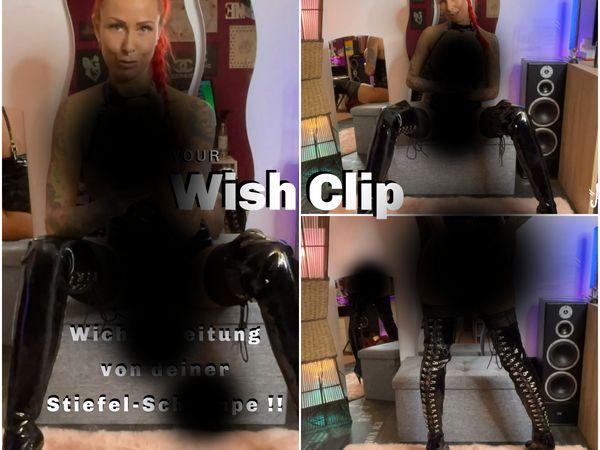 Wish Clip : Wichsanleitung mit Countdown ... schaffst du es ?!