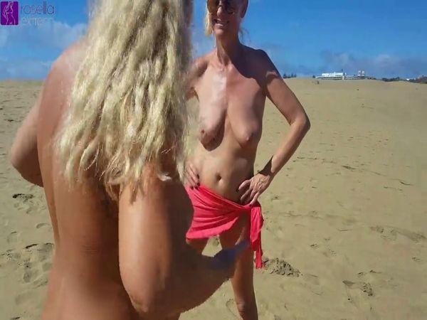 Versaute Piss, Leck- und Blow- Action am Strand und Hotelpool, mit meiner Freundin DirtyTina!