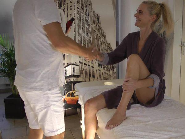 Massage Pervers I Massier meine Fotze und fick mich!