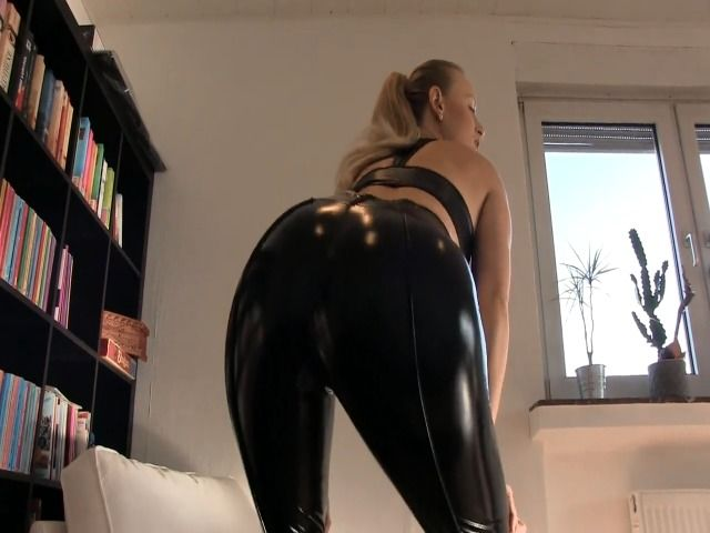 Latex Leggings Fick