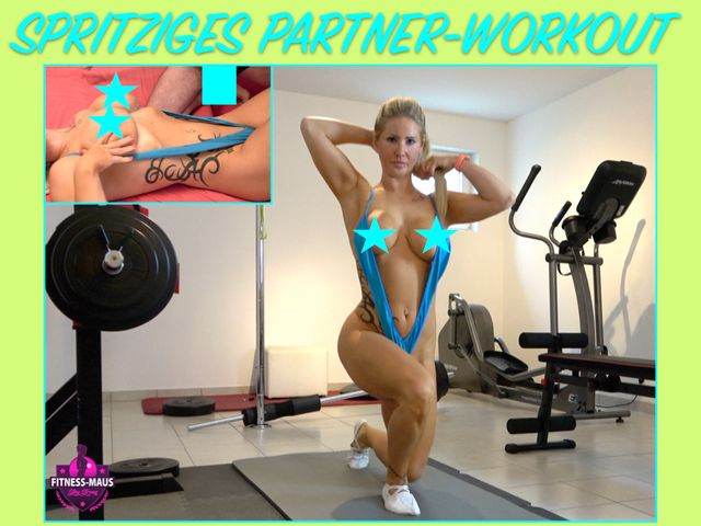 SPRITZIGES PARTNER-WORKOUT!