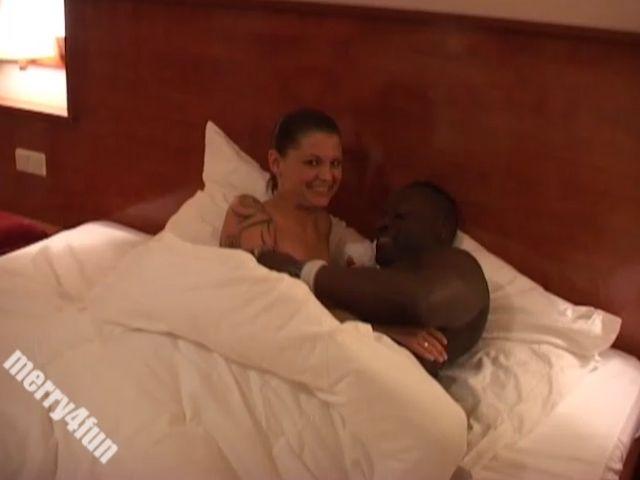 True wild sex with Black Boy!