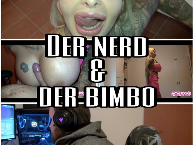 Der Nerd und der Bimbo