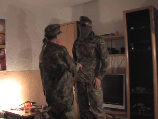 Bundeswehr Gangbang Part I