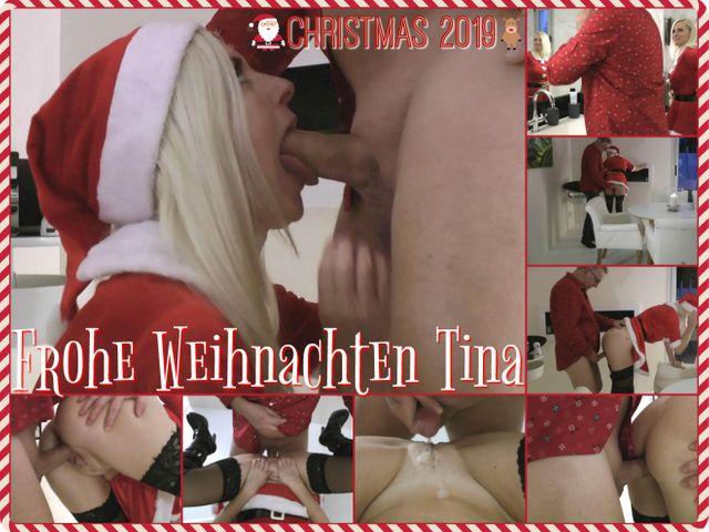 Frohe Weihnachten Tina