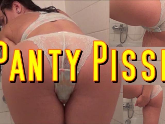 Panty Pisse