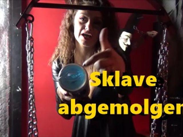 Sklave abgemolken