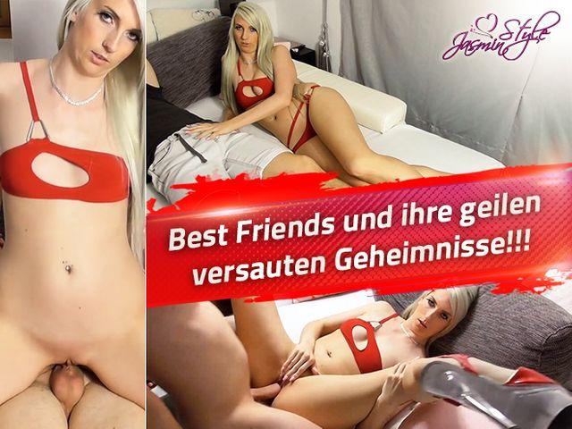 Best Friends und ihre geilen versauten Geheimnisse!!!