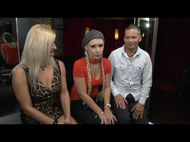 Swinger couple TREIBTS with LENA NITRO