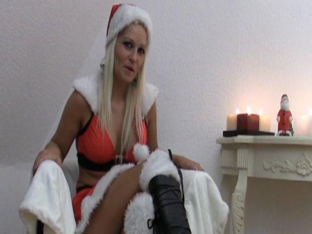 Geiler Weihnachtsfick mit SexyJacky