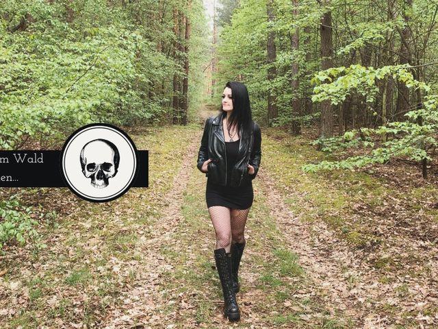 Spanner im Wald abgemolken!