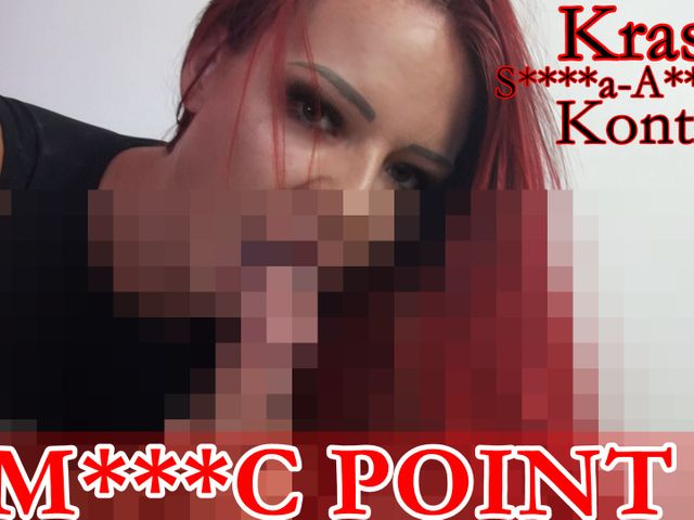 MAGIC POINT - Krasse Sperma-Abwichs-Kontrolle