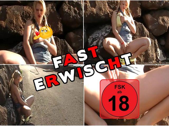 FAST ERWISCHT!