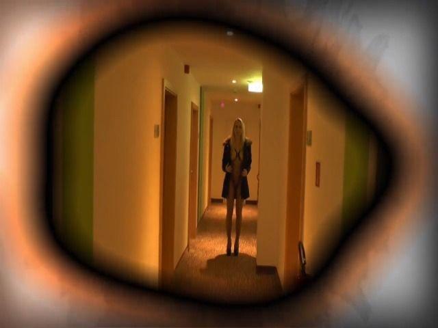 Geil besorgt im Hotel