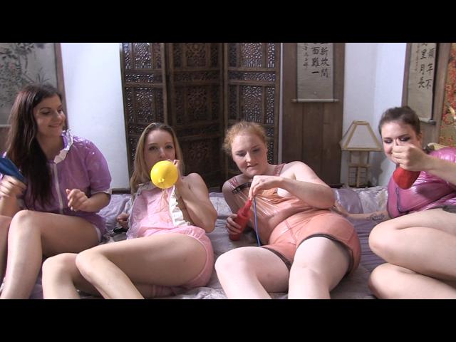 4 Luftballon Girls